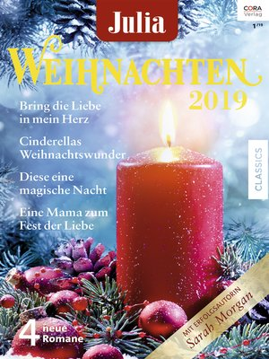 cover image of Julia Weihnachtsband Band 32