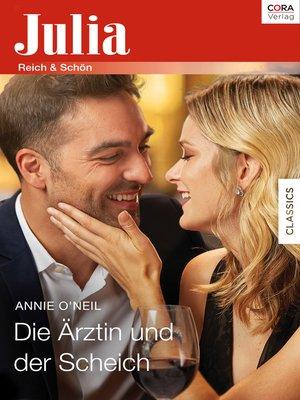cover image of Die Ärztin und der Scheich