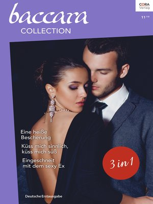 cover image of Baccara Collection Band 411