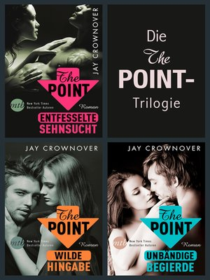 cover image of Die The-Point-Trilogie