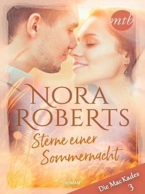 cover image of Sterne einer Sommernacht