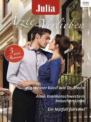 cover image of Julia Ärzte zum Verlieben Band 132