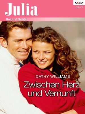 cover image of Zwischen Herz und Vernunft