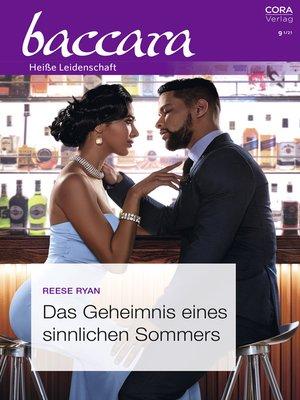 cover image of Das Geheimnis eines sinnlichen Sommers