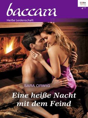 cover image of Eine heiße Nacht mit dem Feind
