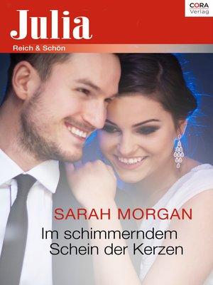 cover image of Im schimmernden Schein der Kerzen