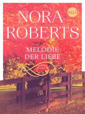 cover image of Melodie der Liebe