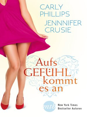 cover image of Aufs Gefühl kommt es an