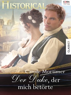 cover image of Der Duke, der mich betörte
