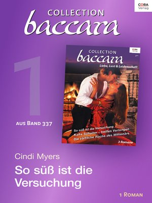 cover image of Collection Baccara Band 377—Titel 1