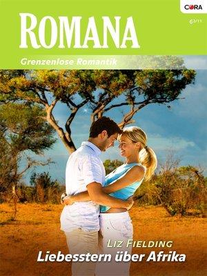 cover image of Liebesstern über Afrika
