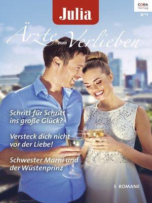 cover image of Julia Ärzte zum Verlieben Band 89