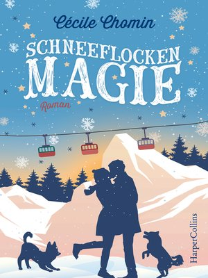 cover image of Schneeflockenmagie