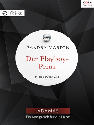 cover image of Der Playboy-Prinz