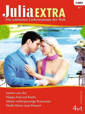 cover image of Julia Extra Band 0331