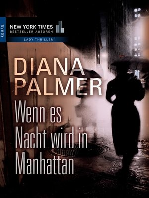 cover image of Wenn es Nacht wird in Manhattan