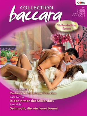 cover image of Collection Baccara Band 0290