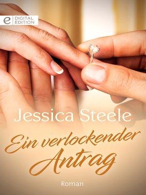 cover image of Ein verlockender Antrag