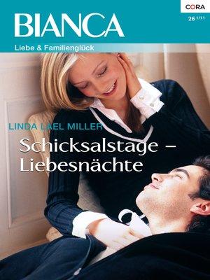 cover image of Schicksalstage—Liebesnächte
