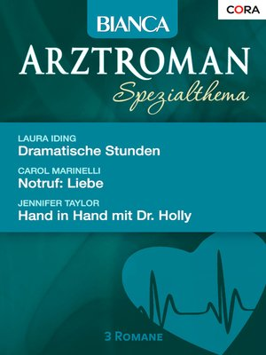 cover image of Bianca Arztroman Band 73