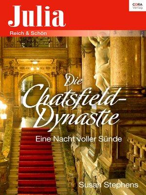 cover image of Eine Nacht voller Sünde