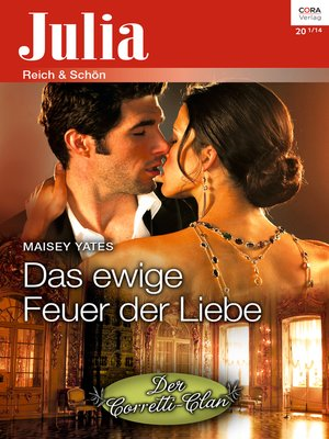 cover image of Das ewige Feuer der Liebe
