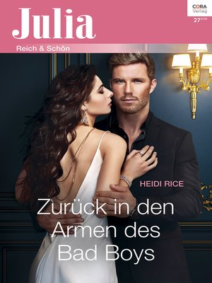 cover image of Zurück in den Armen des Bad Boys