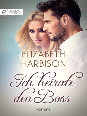 cover image of Ich heirate den Boss