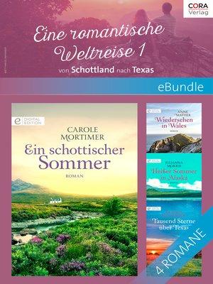 cover image of Eine romantische Weltreise--1
