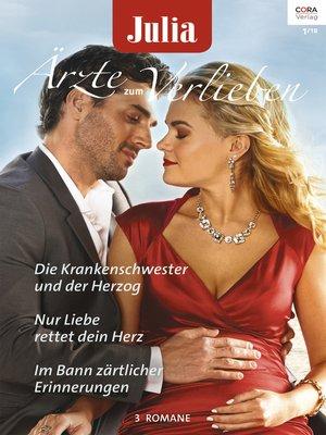 cover image of Julia Ärzte zum Verlieben Band 108