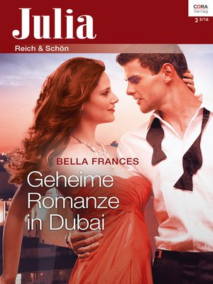 cover image of Geheime Romanze in Dubai