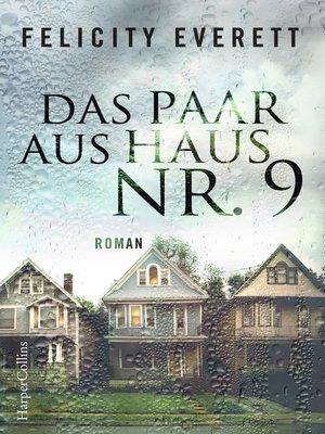 cover image of Das Paar aus Haus Nr. 9
