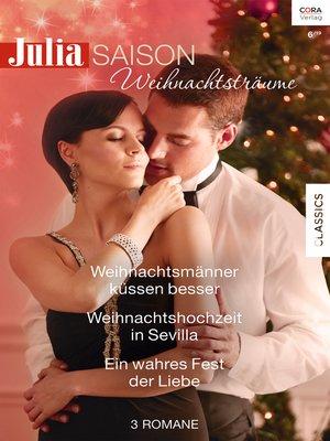 cover image of Julia Saison Band 52