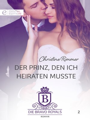 cover image of Der Prinz, den ich heiraten musste