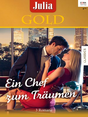 cover image of Julia Gold Band 56