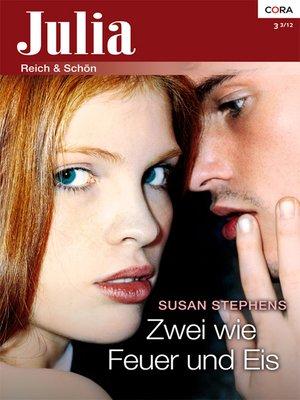 cover image of Zwei wie Feuer und Eis