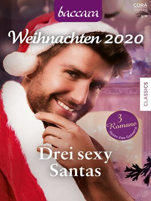 cover image of Baccara Weihnachten Band 1