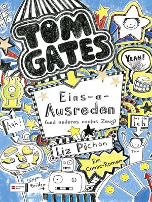 cover image of Tom Gates, Band 02