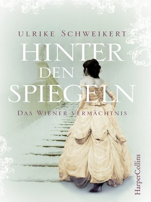 cover image of Hinter den Spiegeln