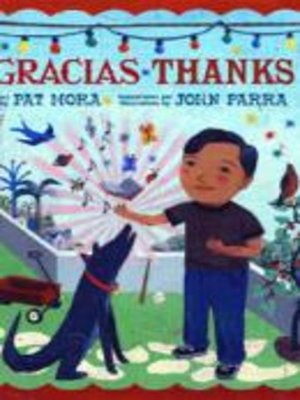 cover image of Gracias/Thanks