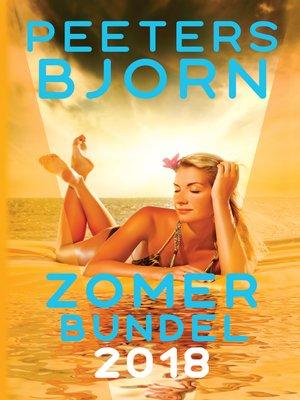 cover image of Peeters Bjorn zomerbundel 2018