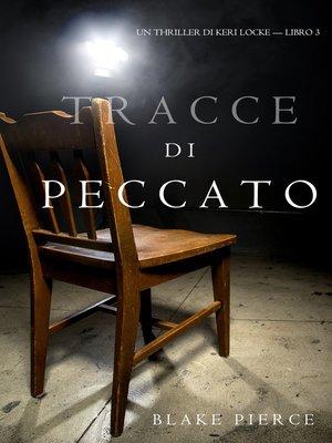 cover image of Tracce di Peccato