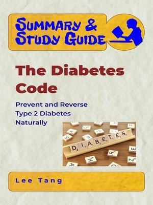 cover image of Summary & Study Guide--The Diabetes Code
