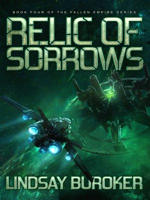 cover image of Relic of Sorrows