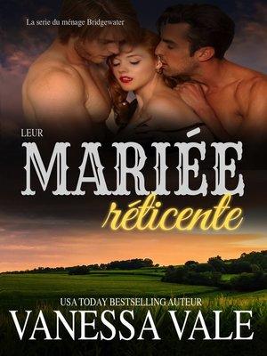 cover image of Leur mariée réticente