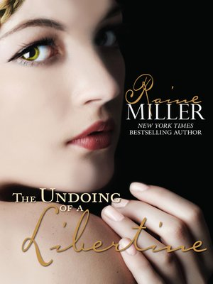 cover image of The Undoing of a Libertine