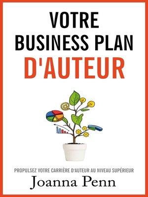 cover image of Votre Business Plan d'Auteur