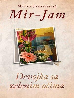 cover image of Devojka sa zelenim očima