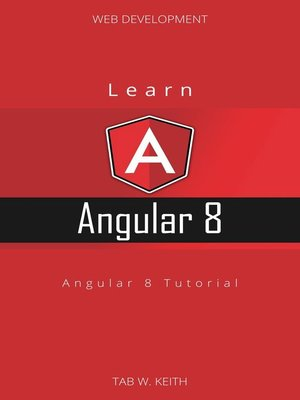 cover image of Learn Angular 8