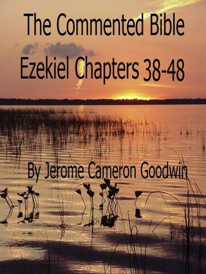 cover image of Ezekiel Chapters 38-48